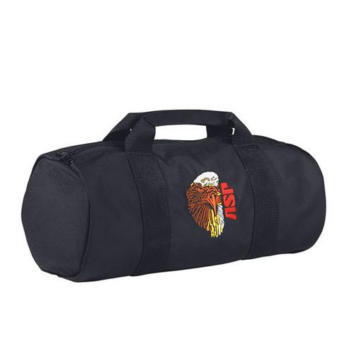 Black Roll Bag Size: Large w/ Strap