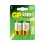 GP Super Alkaline Battery (2 Pack) - C Cell
