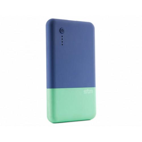 Powerbank 5000mAh Portable Charger Dutch Blue/Mint