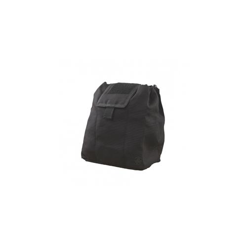 RDP-5S Rollable Dump Pouch Color: Black