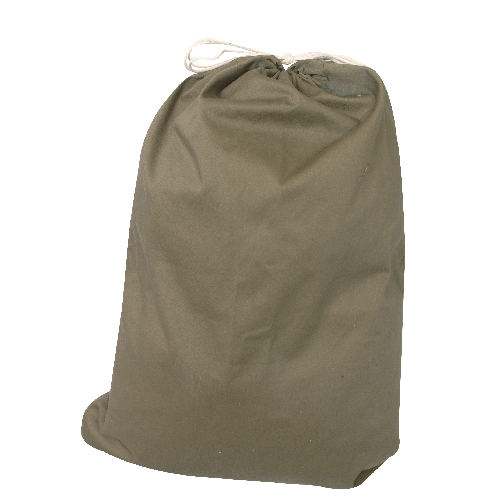 Poly/Coton Military Laundry Bag