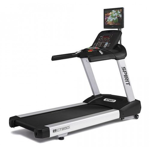 CT850 Treadmill Optional TV Bracket for Personal Viewing Screen