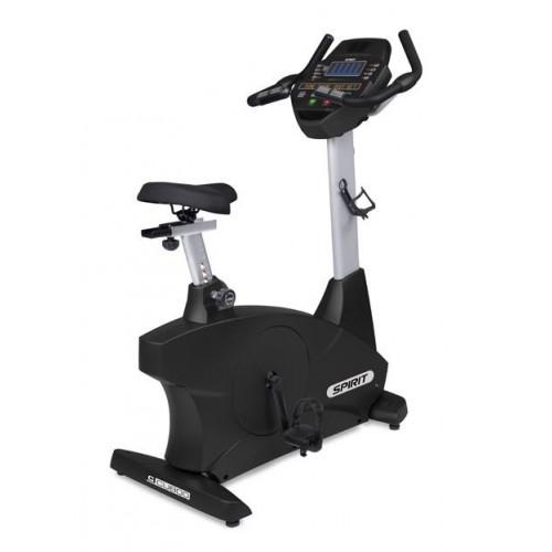 CU800 Upright Indoor Fitness Exercise Bike w/ Standard LED